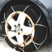 Cómo poner las cadenas a tu coche