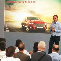 Ford escoge Vedat Mediterráneo para presentar el nuevo Mondeo