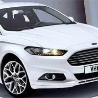 Los faros LED, protagonistas indiscutibles del nuevo Ford Mondeo
