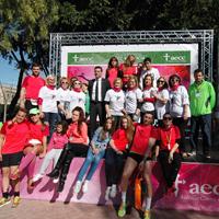 Éxito de participación en la I Carrera Solidaria Contra el Cáncer de Alfafar