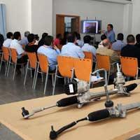 Vedat Mediterráneo celebra en Almussafes la I Jornada de Formación en Accidentes de Tráfico