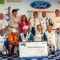 Fundación Apascovi-La Razón se imponen en las 24 Horas Ford