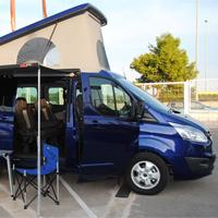 Ford demuestra la versatilidad de la Transit en el Tour de Carrozados de Vedat Mediterráneo