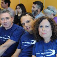 Amics de la Gent Major y Ford Vedat Mediterráneo, por el dia de la gente mayor