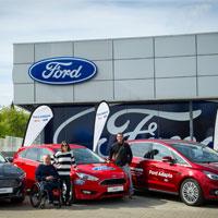 Ford España participó en el 'No Limits Barcelona 2016'