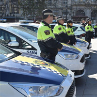 Vedat Mediterráneo entrega los nuevos Vehículos de la Policía Local de Valencia