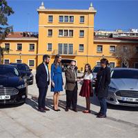 Vedat Mediterráneo hace entrega de los Coches Oficiales de las Falleras Mayores de Valencia