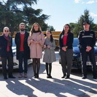 Vedat Mediterráneo cede los vehículos oficiales que trasladarán a las Falleras Mayores de Valencia en todos sus actos.