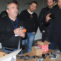 Vedat Mediterráneo celebra en sus instalaciones una nueva Jornada de Formación dirigida a grupos especializados en accidentes de tráfico.