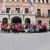 """Vedat Mediterráneo participa en el Reto Solidario """"de Ontinyent a Almussafes en 24 horas contra el Cáncer»"""